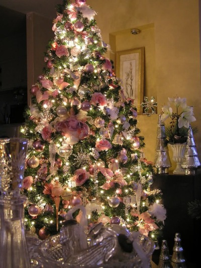 PinkDecoratedTree