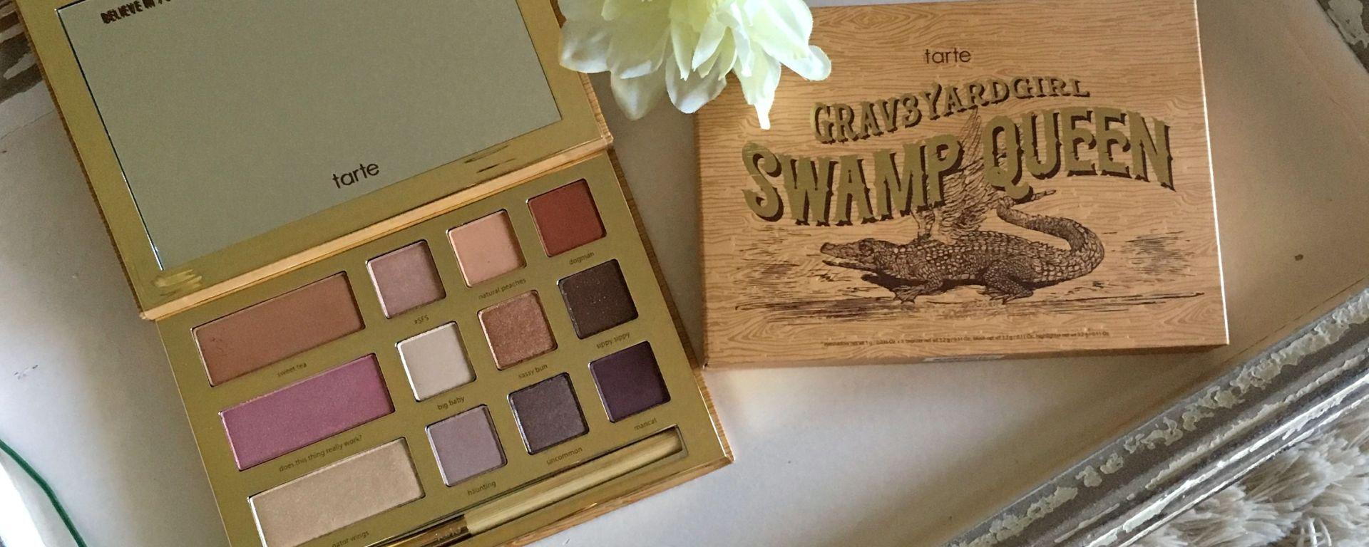 Swamp Queen Tarte Palette A Whimsical Tale Of Wanderlust